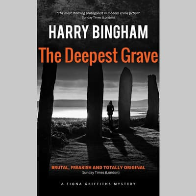 The Deepest Grave by Harry Bingham audiobook