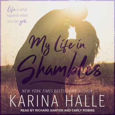 My Life in Shambles by Karina Halle audiobook