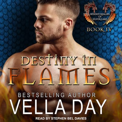 Destiny In Flames by Vella Day audiobook