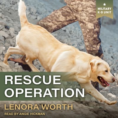 Rescue Operation by Lenora Worth audiobook