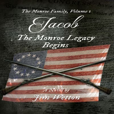 JACOB:  by Jim Wetton audiobook