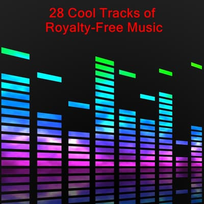 28 Cool Tracks of Royalty Free Music by Alfred C. Martino audiobook