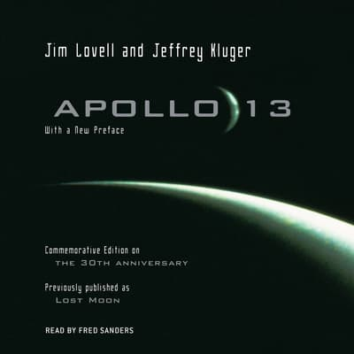 Apollo 13 by Jim Lovell audiobook