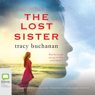 The Lost Sister by Tracy Buchanan audiobook
