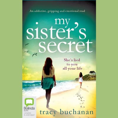My Sister's Secret by Tracy Buchanan audiobook