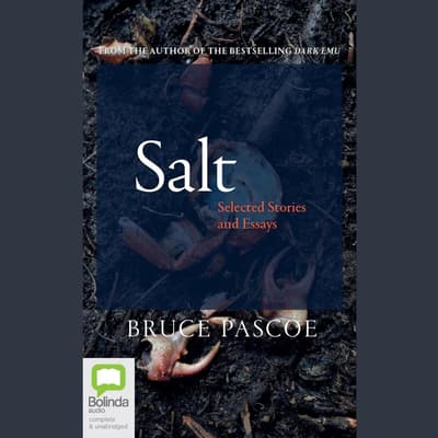 Salt by Bruce Pascoe audiobook