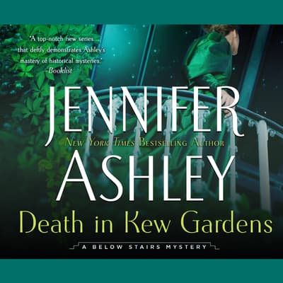 Death in Kew Gardens by Jennifer Ashley audiobook