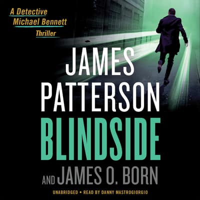 Blindside by James Patterson audiobook