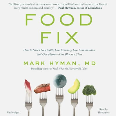 Food Fix by Mark Hyman audiobook