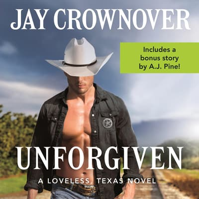 Unforgiven by Jay Crownover audiobook