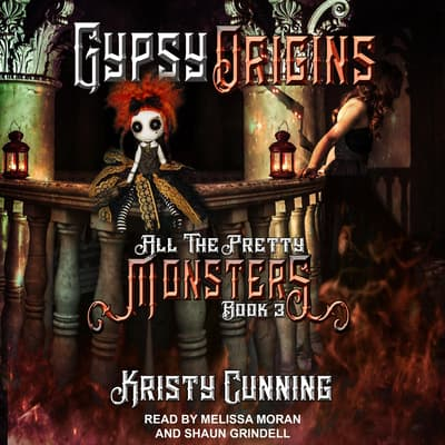 Gypsy Origins by Kristy Cunning audiobook
