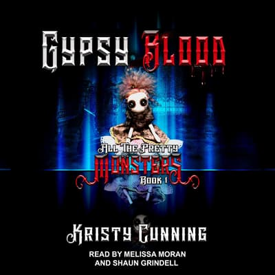 Gypsy Blood by Kristy Cunning audiobook