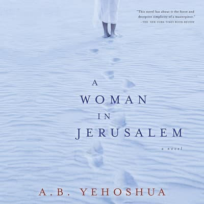 A Woman in Jerusalem by A. B. Yehoshua audiobook