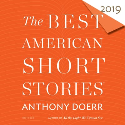 The Best American Short Stories 2019 by Anthony Doerr audiobook