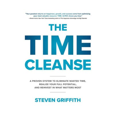 The Time Cleanse by Steven Griffith audiobook