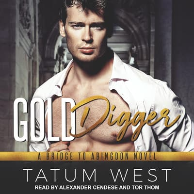 Gold Digger by Tatum West audiobook