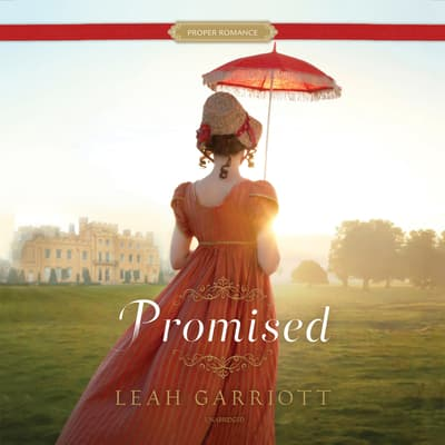 Promised by Leah Garriott audiobook