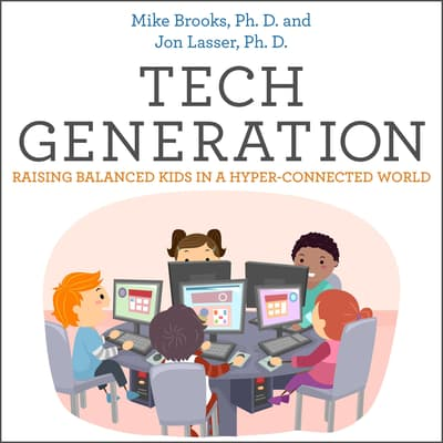 Tech Generation by Mike Brooks audiobook