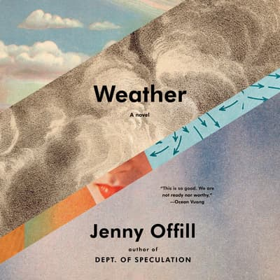 Weather by Jenny Offill audiobook