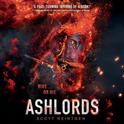 Ashlords by Scott Reintgen audiobook