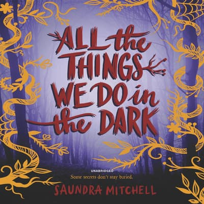 All the Things We Do in the Dark by Saundra Mitchell audiobook