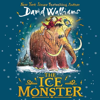 The Ice Monster by David Walliams audiobook