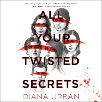 All Your Twisted Secrets by Diana Urban audiobook