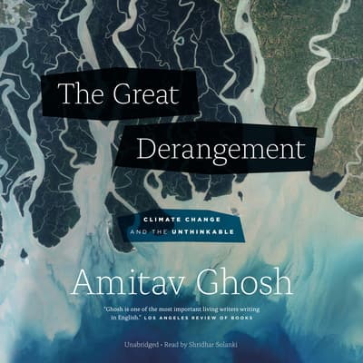 The Great Derangement by Amitav Ghosh audiobook