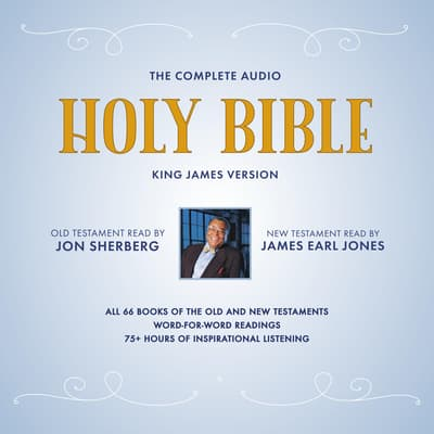 The Complete Audio Holy Bible: King James Version by  audiobook