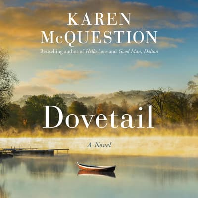 Dovetail by Karen McQuestion audiobook