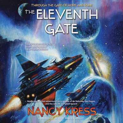 The Eleventh Gate by Nancy Kress audiobook