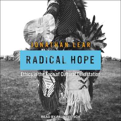 Radical Hope by Jonathan Lear audiobook