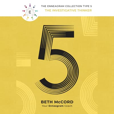 The Enneagram Type 5 by Beth McCord audiobook