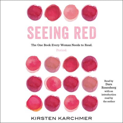 Seeing Red by Kirsten Karchmer audiobook