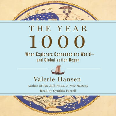 The Year 1000 by Valerie Hansen audiobook