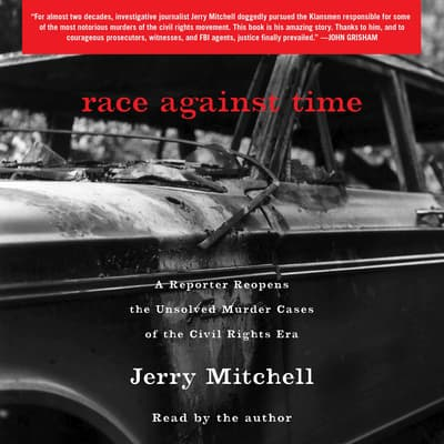 Race Against Time by Jerry Mitchell audiobook