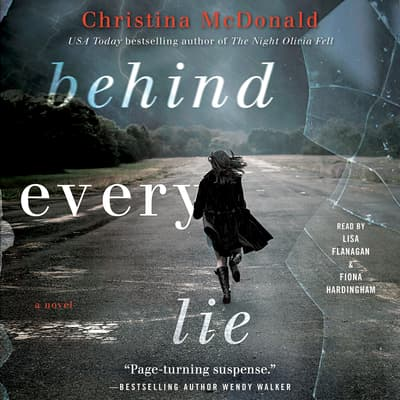 Behind Every Lie by Christina McDonald audiobook