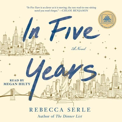 In Five Years by Rebecca Serle audiobook