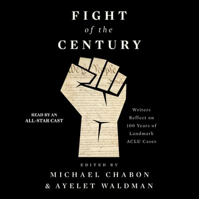 Fight of the Century by Michael Chabon audiobook