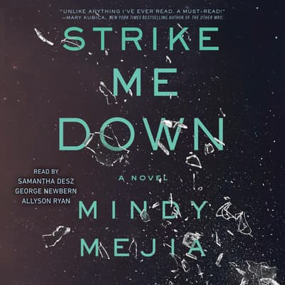 Strike Me Down by Mindy Mejia audiobook