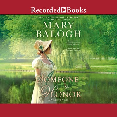 Someone to Honor by Mary Balogh audiobook