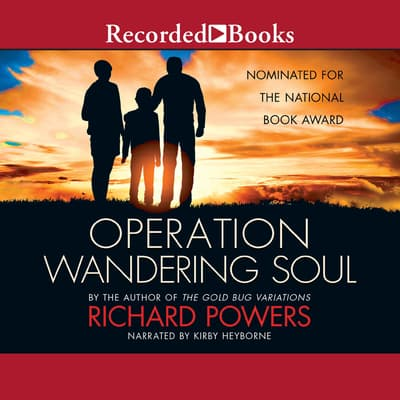 Operation Wandering Soul by Richard Powers audiobook