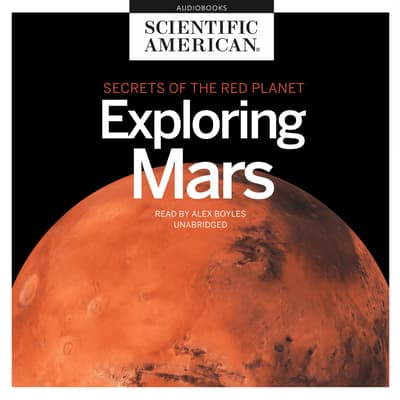 Exploring Mars by Scientific American audiobook