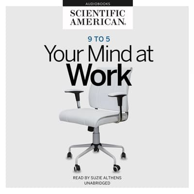 9 to 5 by Scientific American audiobook