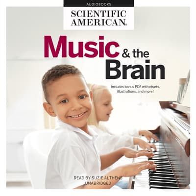 Music & the Brain by Scientific American audiobook