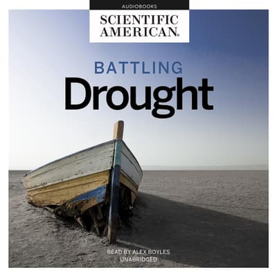 Battling Drought by Scientific American audiobook