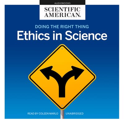 Doing the Right Thing by Scientific American audiobook