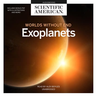 Exoplanets by Scientific American audiobook