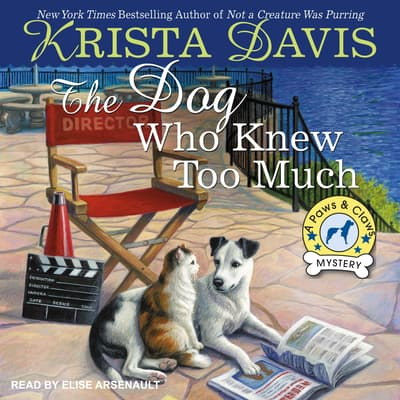 The Dog Who Knew Too Much by Krista Davis audiobook