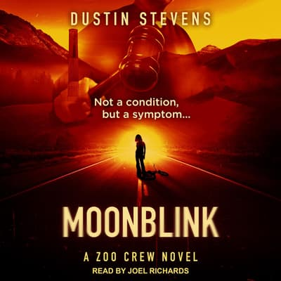 Moonblink by Dustin Stevens audiobook